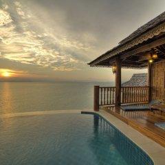 Отель Santhiya Koh Yao Yai Resort & Spa бассейн фото 3