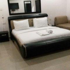 Primal Hotel Apapa комната для гостей фото 4