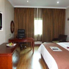 Отель Park Inn by Radisson, Lagos Victoria Island Нигерия, Лагос - отзывы, цены и фото номеров - забронировать отель Park Inn by Radisson, Lagos Victoria Island онлайн комната для гостей фото 2