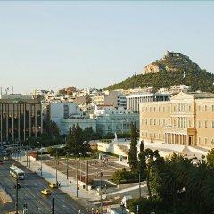 Отель Amalia Athens Афины приотельная территория