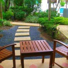 Апартаменты Baan Puri Apartments
