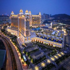 Отель Banyan Tree Macau городской автобус