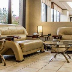 Отель Clarion Inn Chattanooga США, Чаттануга - отзывы, цены и фото номеров - забронировать отель Clarion Inn Chattanooga онлайн интерьер отеля фото 3