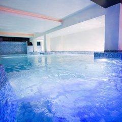 Aya Boutique Hotel Pattaya бассейн