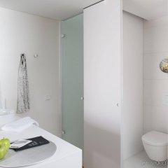 Отель Barceló Hotel Sants Испания, Барселона - 10 отзывов об отеле, цены и фото номеров - забронировать отель Barceló Hotel Sants онлайн ванная фото 2
