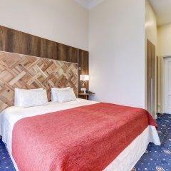 Отель Новая История Санкт-Петербург комната для гостей