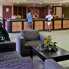 Отель Sol Nessebar Mare Hotel - Все включено Болгария, Несебр - 8 отзывов об отеле, цены и фото номеров - забронировать отель Sol Nessebar Mare Hotel - Все включено онлайн интерьер отеля фото 2