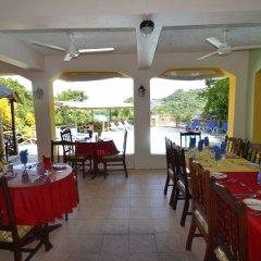 Отель Bay View Eco Resort & Spa питание