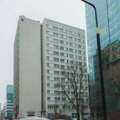 Отель Cohen - Śliska 10 Польша, Варшава - отзывы, цены и фото номеров - забронировать отель Cohen - Śliska 10 онлайн вид на фасад