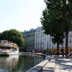 Отель Belta Париж приотельная территория фото 2