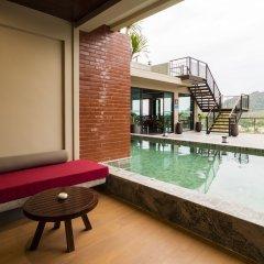 Отель Ao Nang Phu Pi Maan Resort & Spa балкон
