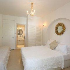Отель Magdalena Греция, Пефкохори - отзывы, цены и фото номеров - забронировать отель Magdalena онлайн комната для гостей фото 4