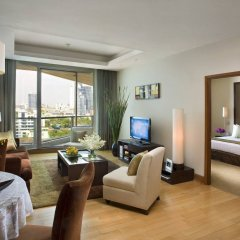 Отель Ascott Sathorn Bangkok Таиланд, Бангкок - отзывы, цены и фото номеров - забронировать отель Ascott Sathorn Bangkok онлайн комната для гостей фото 2