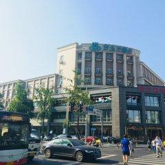 Отель Magnotel Chengdu Taikoo Li Dong Feng Bridge городской автобус