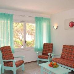 Отель Villas Yucas Испания, Кала-эн-Форкат - отзывы, цены и фото номеров - забронировать отель Villas Yucas онлайн комната для гостей