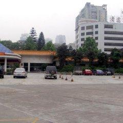 Qing Yuan Hotel парковка