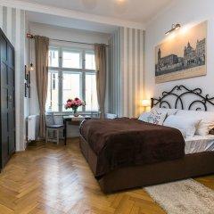 Отель The Old Town Square & Parizska Apartments Чехия, Прага - отзывы, цены и фото номеров - забронировать отель The Old Town Square & Parizska Apartments онлайн комната для гостей