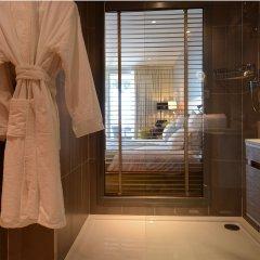 Отель Dolce Vita Франция, Аджассио - отзывы, цены и фото номеров - забронировать отель Dolce Vita онлайн ванная фото 2
