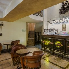 Отель Holiday Inn Ciudad De Mexico Perinorte Тлальнепантла-де-Бас гостиничный бар