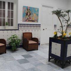 Отель Hostal Puerta de Arcos Испания, Аркос -де-ла-Фронтера - отзывы, цены и фото номеров - забронировать отель Hostal Puerta de Arcos онлайн интерьер отеля фото 3