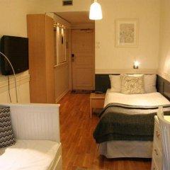 Отель Poseidon Швеция, Гётеборг - отзывы, цены и фото номеров - забронировать отель Poseidon онлайн комната для гостей фото 4