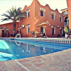 Отель La Vallée Марокко, Уарзазат - отзывы, цены и фото номеров - забронировать отель La Vallée онлайн фитнесс-зал