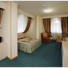 Гостиница Колибри Стандартный номер с двуспальной кроватью фото 28