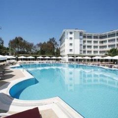 Halic Park Dikili Турция, Дикили - отзывы, цены и фото номеров - забронировать отель Halic Park Dikili онлайн бассейн фото 3