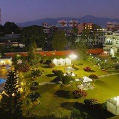 Отель Shanker Непал, Катманду - отзывы, цены и фото номеров - забронировать отель Shanker онлайн приотельная территория