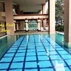 Отель Maytower Hotel & Serviced Apartment Малайзия, Куала-Лумпур - 1 отзыв об отеле, цены и фото номеров - забронировать отель Maytower Hotel & Serviced Apartment онлайн бассейн фото 2
