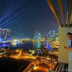 Отель PARKROYAL COLLECTION Marina Bay Сингапур помещение для мероприятий фото 2