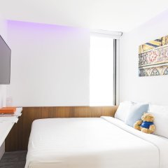 S Box Sukhumvit Hotel комната для гостей фото 2