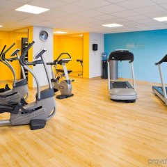 Отель Novotel Luxembourg Kirchberg фитнесс-зал фото 2