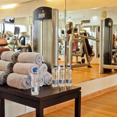 Отель Radisson Blu Anchorage Лагос фитнесс-зал фото 2