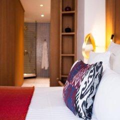 Отель Hôtel Vernet Франция, Париж - 3 отзыва об отеле, цены и фото номеров - забронировать отель Hôtel Vernet онлайн комната для гостей фото 2