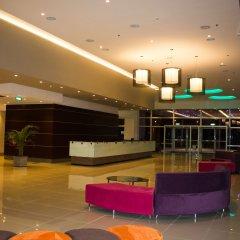 Gala Hotel y Convenciones интерьер отеля
