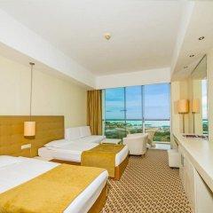 Kervansaray Kundu Beach Hotel Турция, Кунду - 5 отзывов об отеле, цены и фото номеров - забронировать отель Kervansaray Kundu Beach Hotel онлайн комната для гостей фото 5