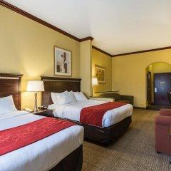 Отель Comfort Suites Galveston США, Галвестон - отзывы, цены и фото номеров - забронировать отель Comfort Suites Galveston онлайн комната для гостей