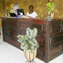 Bamboo Garden Hotel in Kololi, Gambia from 60$, photos, reviews - zenhotels.com hotel interior photo 2