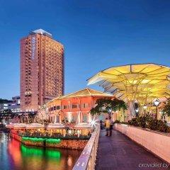 Отель Novotel Singapore Clarke Quay фото 3