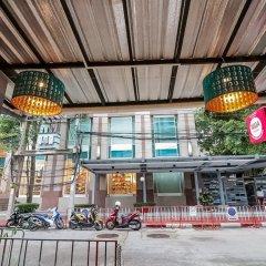 Отель Nida Rooms Silom 19 Orchid Residence At The Mix Silom Бангкок