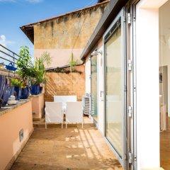 Апартаменты Apollo Apartments Colosseo балкон