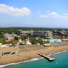 Adora Golf Resort Hotel Турция, Белек - 9 отзывов об отеле, цены и фото номеров - забронировать отель Adora Golf Resort Hotel онлайн пляж фото 2