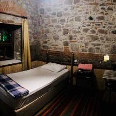 Pergamon Pension Турция, Дикили - отзывы, цены и фото номеров - забронировать отель Pergamon Pension онлайн комната для гостей фото 5