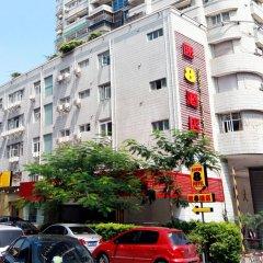 Отель Super 8 Xiamen Hexiang West Road Guanghua Branch Китай, Сямынь - отзывы, цены и фото номеров - забронировать отель Super 8 Xiamen Hexiang West Road Guanghua Branch онлайн парковка