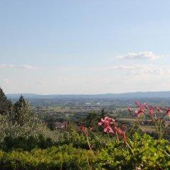 Отель Villa Donna Toscana Ареццо приотельная территория