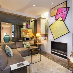 Hotel Balmoral - Champs Elysees Париж комната для гостей