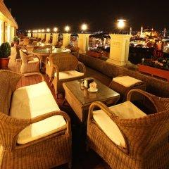 DeLuxe Golden Horn Sultanahmet Hotel бассейн фото 3