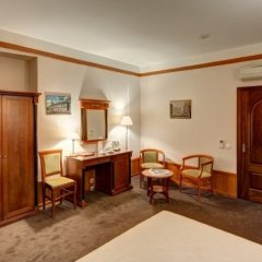 Отель Кристофф 3* Стандартный номер фото 18