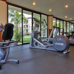 Отель Andaman Princess Resort & Spa фитнесс-зал фото 2